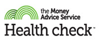 Logo of the Money Advice Service Health Check